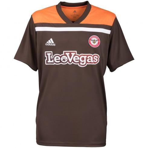 18 19 Brentford Away Shirt b4f70da77