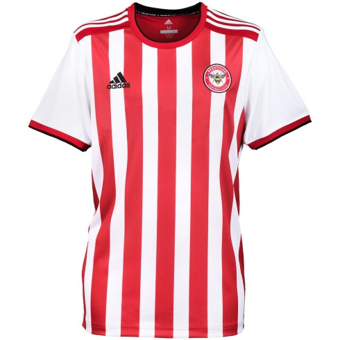 18/19 Brentford Junior Home Shirt