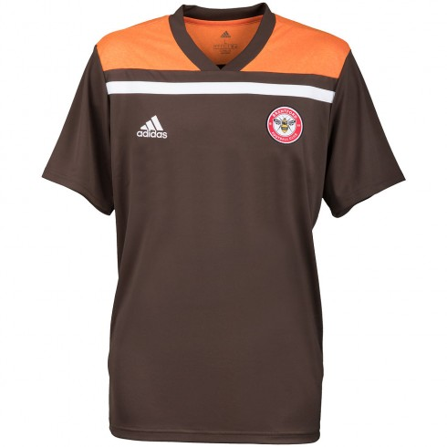 18/19 Brentford Junior Away Shirt