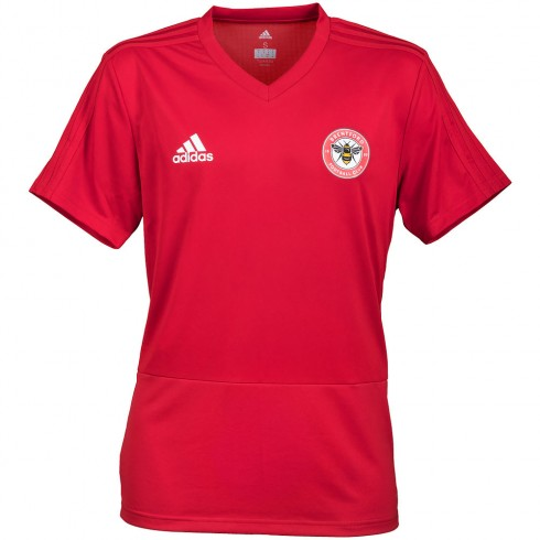 18/19 Training Jersey Red/White