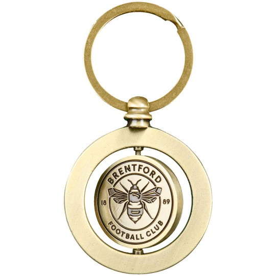 FGP Double Sided Spinner Keyring