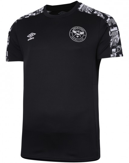 20/21 Training Junior Jersey Black