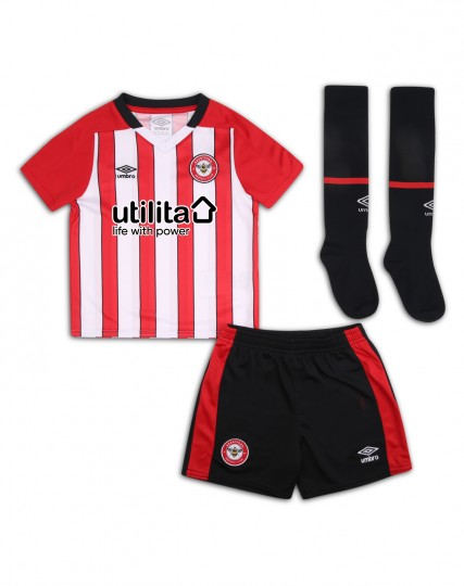 20/21 Brentford Infant Home Kit