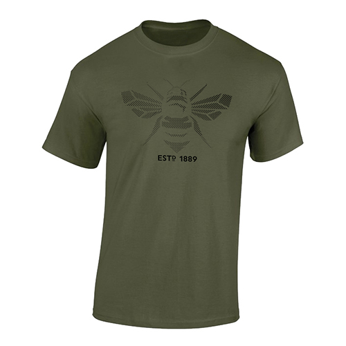 1889 Collection Bee Logo Tee