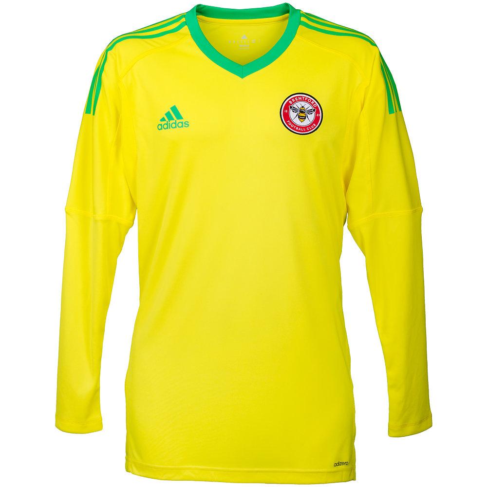 Brentford FC 17//18 Away Shirt Junior