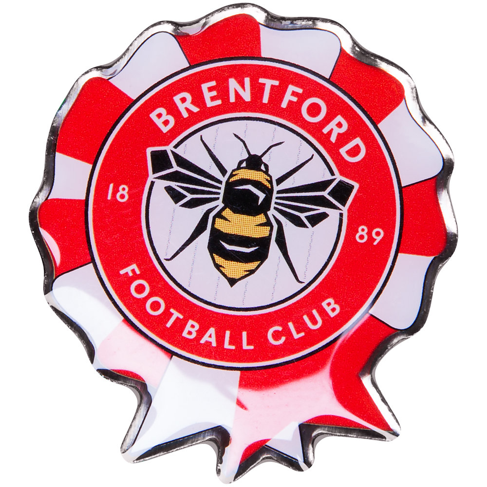 Brenford FC Pin Badge D8