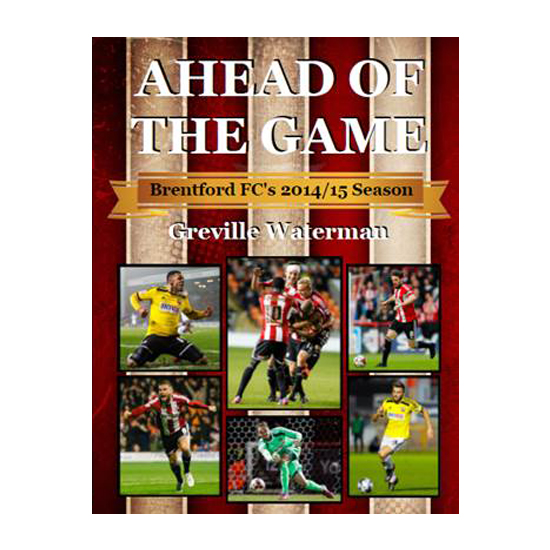 AHEAD OF THE GAME BOOK