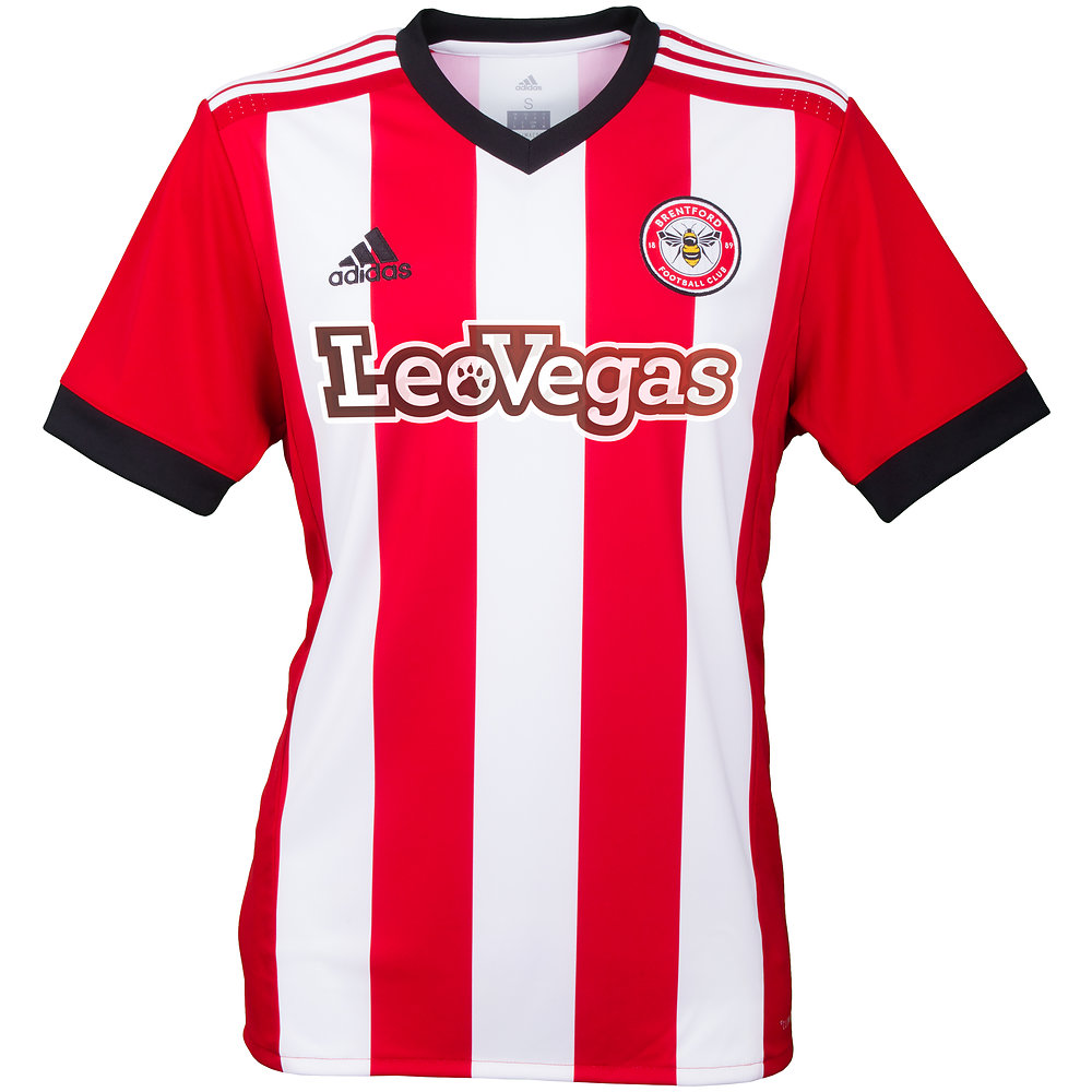 17/18 Brentford Home Shirt