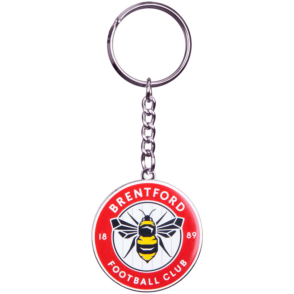 Full Colour Crest Keyring
