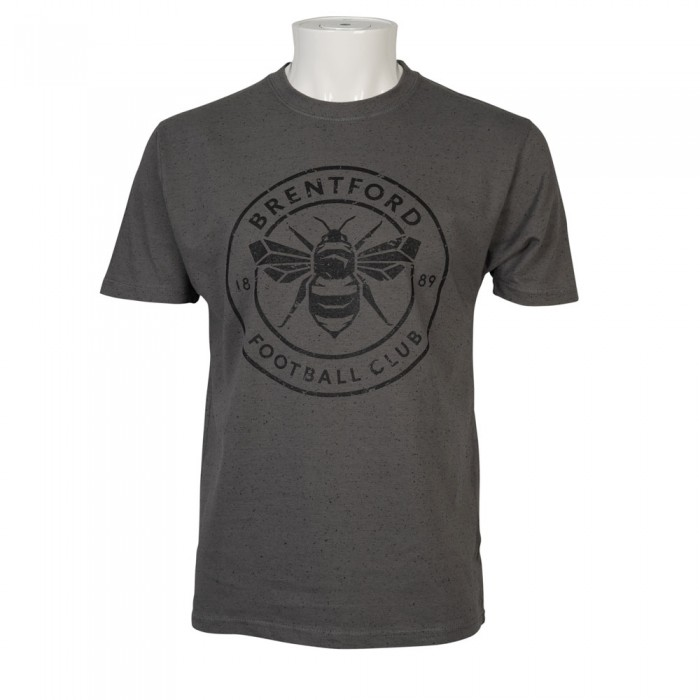 Riley Distressed Crest Junior Tee