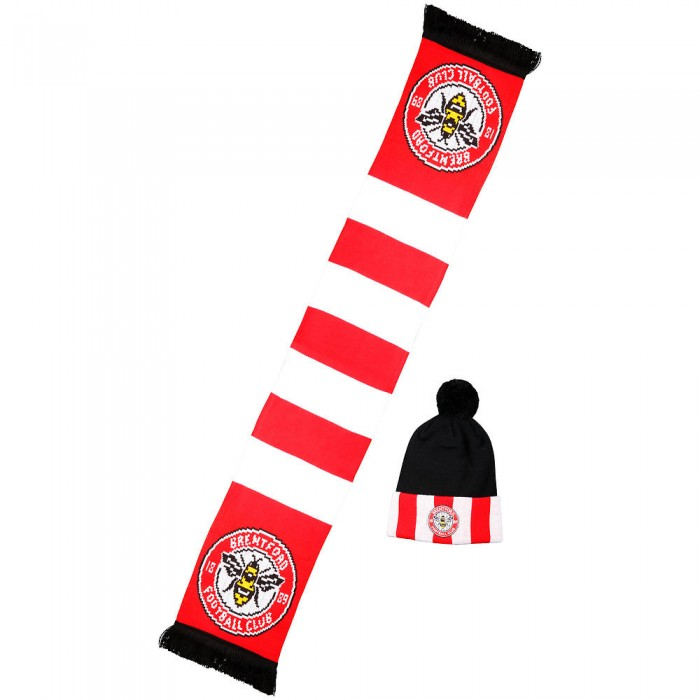 Junior Hat and Scarf Set