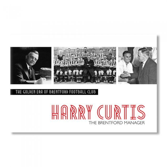 Harry Curtis Book
