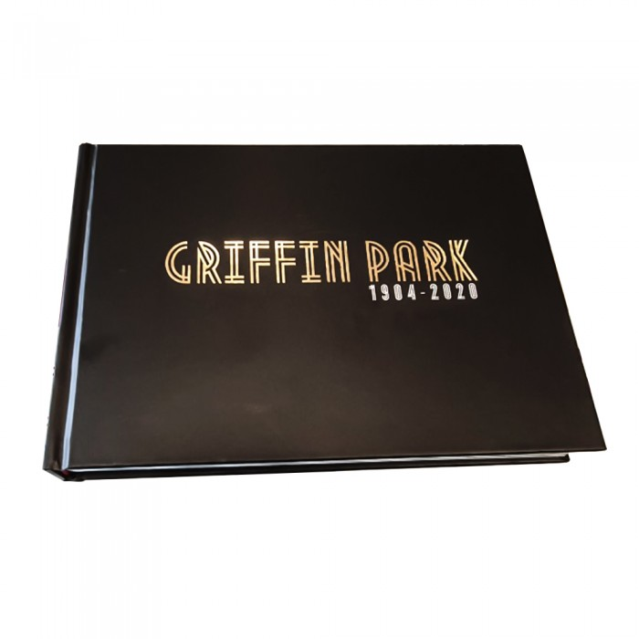 The Big Book Of Griffin Park – UPDATED
