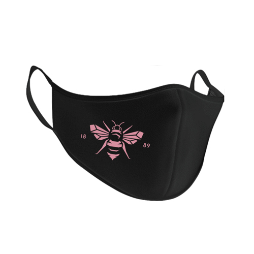 1889 Collection Face Mask Pink