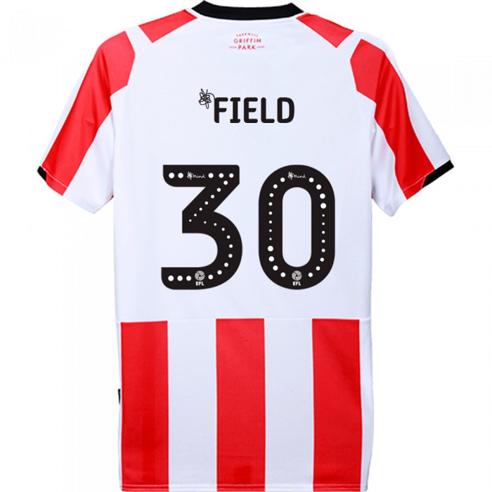 19/20 Brentford Junior Home Shirt
